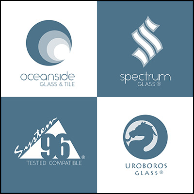 Oceanside Glass & Tile - Spectrum Glass - Uroboros Glass
