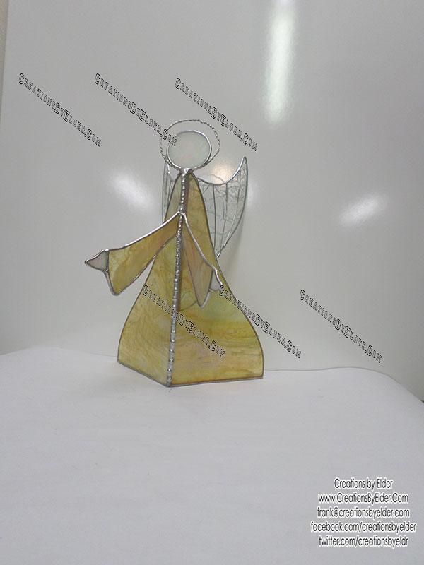 dreaming in glass #1 dreamcatcher dream catcher art glass