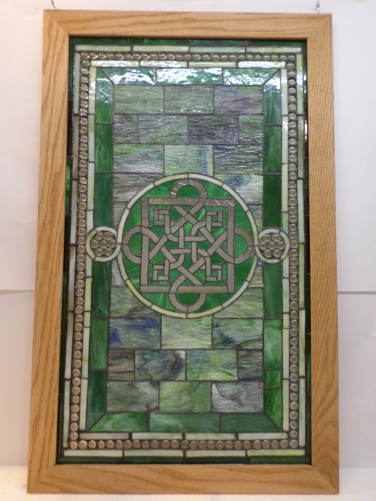 stained glass window panel repair restoration services studio frank francis elder oklahoma arkansas missouri kansas